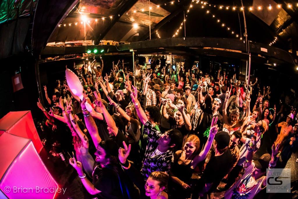 Gaudi Feat Danny Ladwa Green Room Flagstaff Arizona Usa